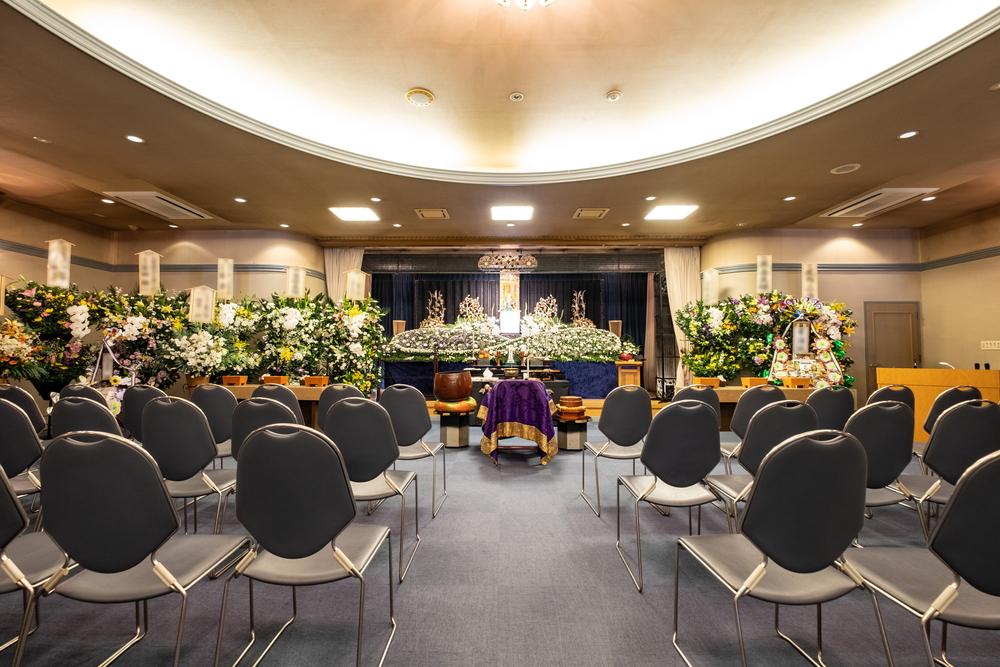 石巻葬儀社/石葬会館の社葬・合同葬のご案内