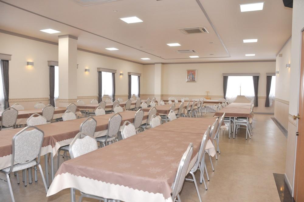 石巻葬儀社/石葬会館の館内写真